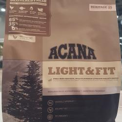 Acana heritage light & fit grain-free