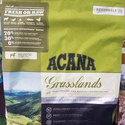 Acana Regionals Grasslands Dog Grain-Free