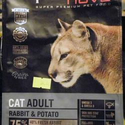 Optima Nova Adult Cat Rabbit & Potato Grain Free, Hypoallergenic