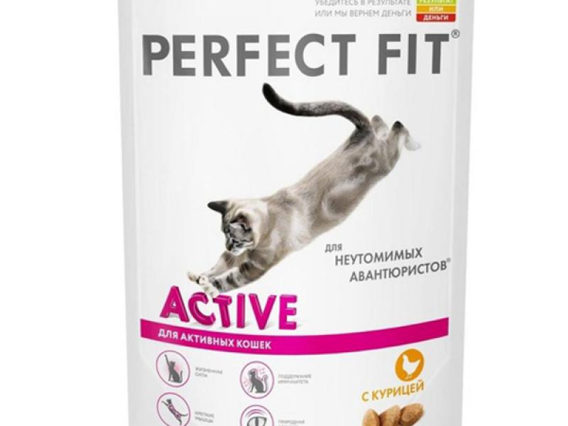 Active fit корм для кошек thumbnail