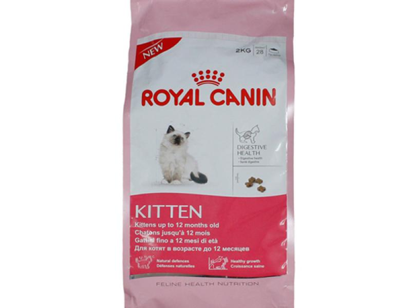 Описание и состав корма Роял Канин для кошек и котят