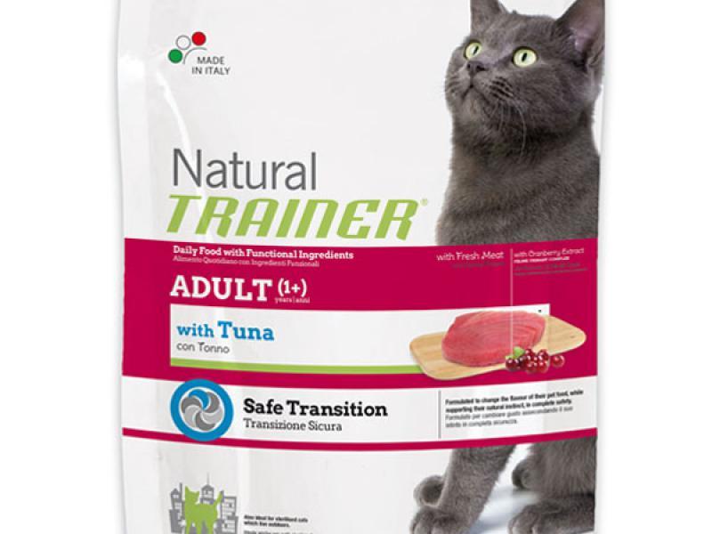 Натурал баланс корм для кошек